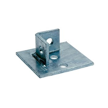 Unistrut Channel Single Base Plate P2072-S1