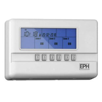 3 Channel Digital Programmer EPH R37