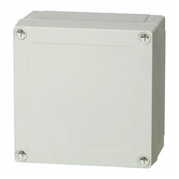 130x130x75mm IP66/67 Fibox Enclosure ABS10075HG