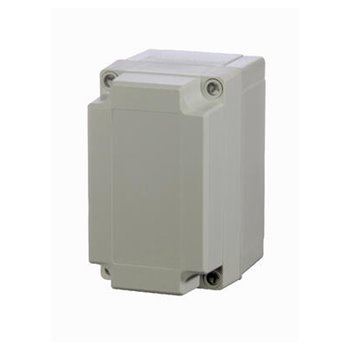 130x80x125mm IP66 Enclosure Fibox ABS100125HG