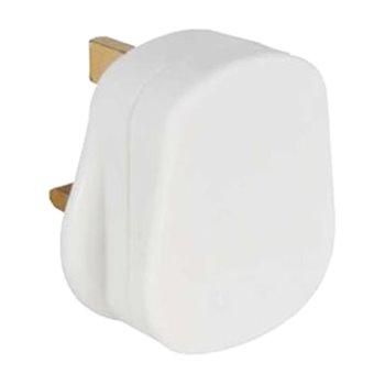 plug4/ /Lot de 4/pi/èces Royaume-Uni /à lUE Plug adaptateur est livr/é avec une pochette sans Traveller