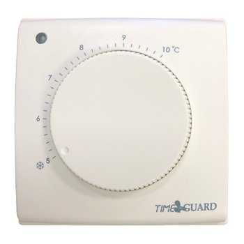 Electronic Frost Thermostat with Tamper Proof Cover Timeguard TRT031