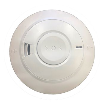 Optical Smoke Alarm Rechargeable Battery EI166