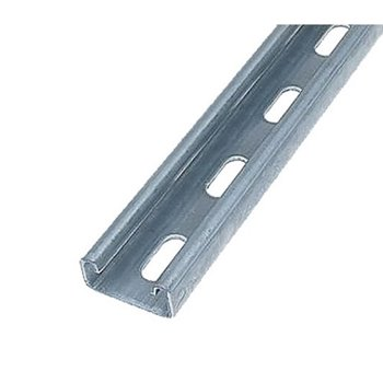 41mm x 21mm Slotted Unistrut 3 Mtr Length | P3300T