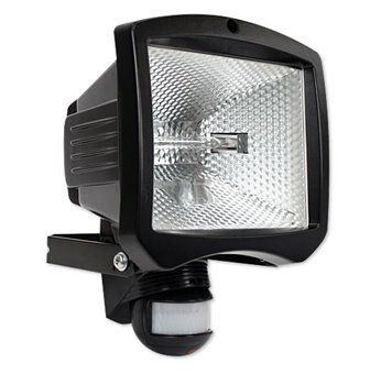 500W Halogen Floodlight With 140° Degree Sensor 91832