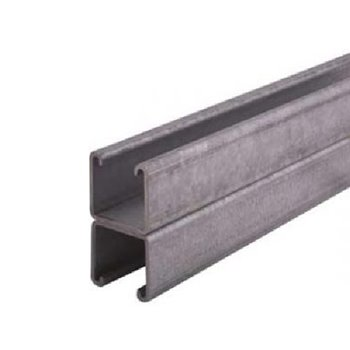 Unistrut Plain Back-to-Back Channel / Double Sided Panel | P1001