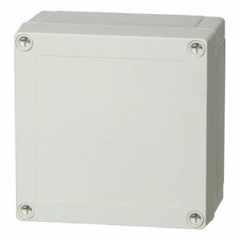 130x130x100mm IP66/67 Enclosure Fibox ABS125100HG