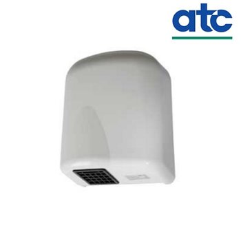 The Z-1651W Cub Economy Hand Dryer White 1400W Output