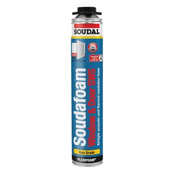 Fire Rated Expanding Foam Hand Held SOUDAFOAM B2 750ml