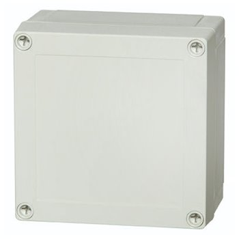 130x130x130mm IP66/67 Enclosure Fibox ABS125125HG