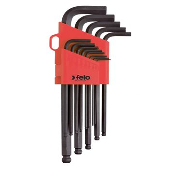 Felo 13 Piece Imperial Allen Key Set (L Key) | 375 130 01
