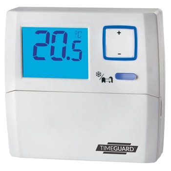 Digital Room Thermostat With Night Set-Back Timeguard TRT033