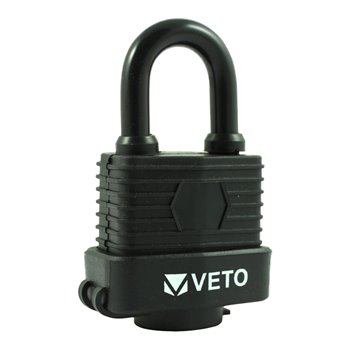 Weatherproof Padlock 40mm