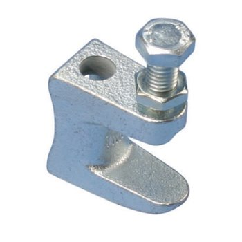 Unistrut 8mm Z Beam G-Clamp / Universal Beam Clamp ZBEAM8