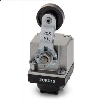 Telemecanique ZCKD15 Limit Switch Head Delrin Thermoplastic Roller ZCK D15