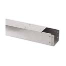 150x150mm C/W Lid & Coupler Galvanised trunking E600