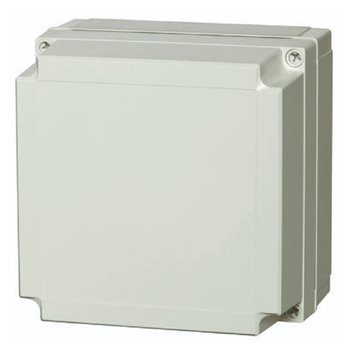 180x180x150mm IP66/67 Enclosure Fibox ABS175150HG