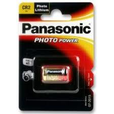 Panasonic 12V Alkaline A23 Battery - CR2B
