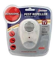 Pest Repellent 13A Plug In
