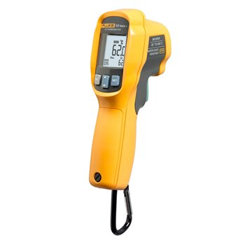 Fluke 62 Max Infrared Thermometer IP54 3M Drop -30° To 500°C T62MAX