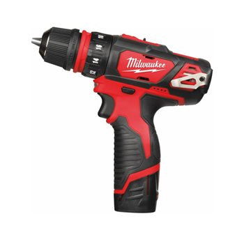 Milwaukee M12 BDDXKIT-202C Sub Compact Drill Driver With Removable Chuck 4933447773