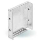 Galvanised Trunking 150X150 End Cap E608