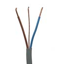 10mm Blue Brown & 6mm Earth Twin & Earth Cable (Per 1 Mtr)