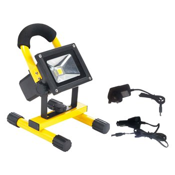 10W LED Rechargeable  Flood Light 700 Lumens HLO7310 Halo