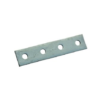Unsitrut 4 Hole Flate Plate Connector Bracket/Splice 160mm x 41mm P1067