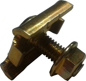 Cable Basket Coupler Nut & Bolt