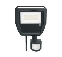 50W LED Floodlight with PIR